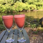 Salmonberry Smoothies