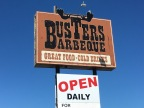 Busters BBQ – a Bust!